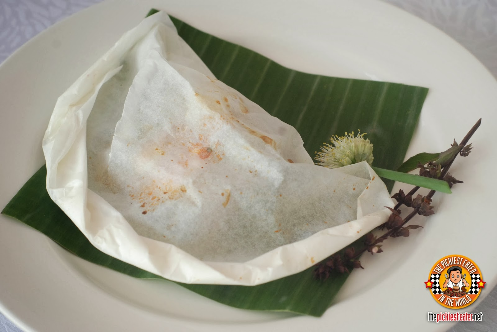 Sinanglay en Papillote