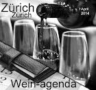 Agenda del Vino en Zürich. Abril 2014.