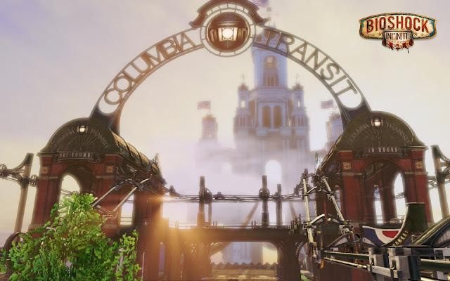 Columbia Transit - BioShock : Infinite