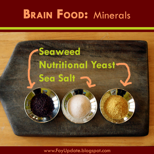 Brain Food: How to Eat More Minerals on the Wahls Paleo Diet