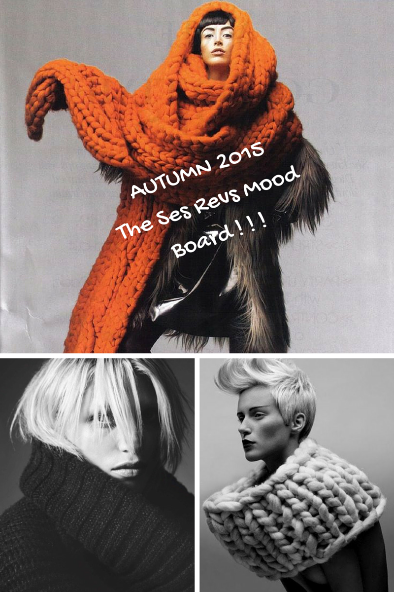 MOOD BOARD / Autumn 2015 | Ses Rêveries