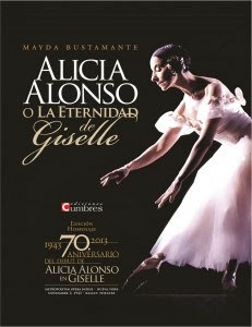 Alicia Alonso o la eternidad de Giselle