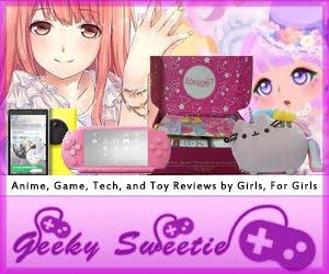 Visit Geeky Sweetie