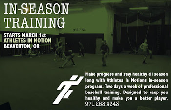 In-Season Training