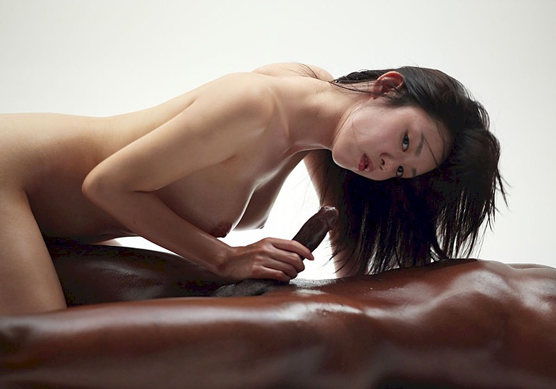 asian genital massage