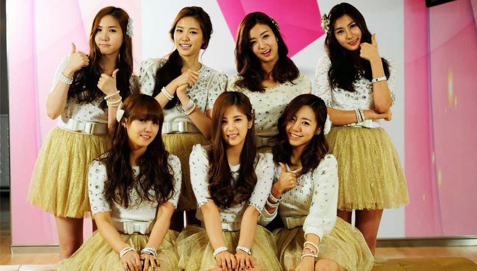 Gambar A-Pink