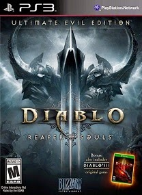 Diablo 3 Reaper of Souls PS3
