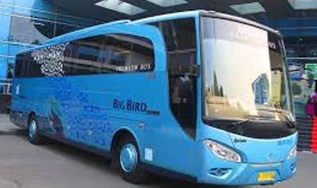 Bus Pariwisata Murah Big Bird