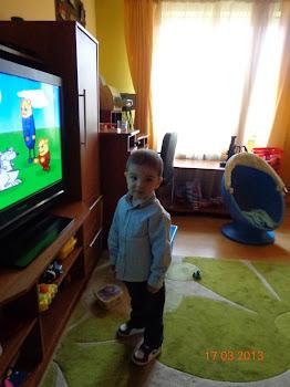 Filip la 2 ani si 7 luni