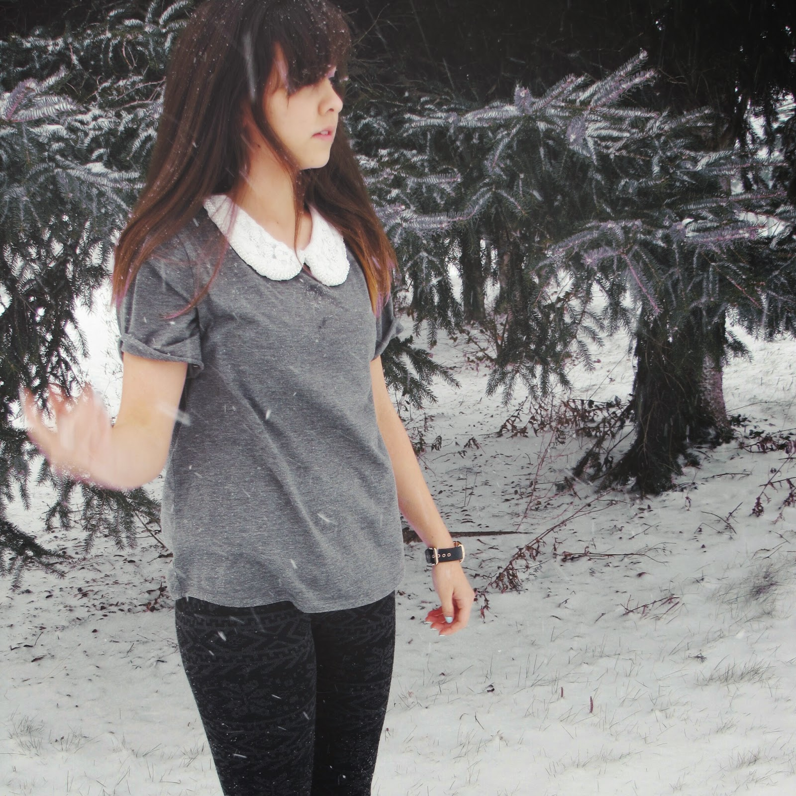 Winter ootd tumblr