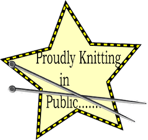 public knitting