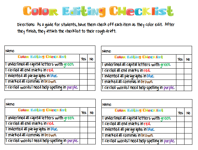 "esl essay editing checklist [email protected] 7039931200 how to edit your own essay: a checklist for esl students 1 ask yourself, ""what mistakes do i make most often"" if you are not."