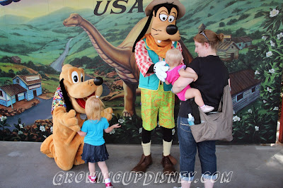 Walt Disney World diaper bag