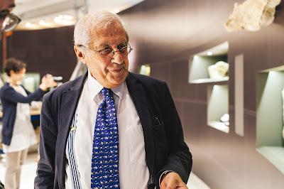 Συνέντευξη του προέδρου του Μουσείου της Ακρόπολης