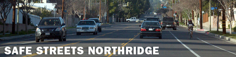 Safe Streets Northridge