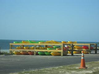 Bahia Honda State Park Kayak Rentals