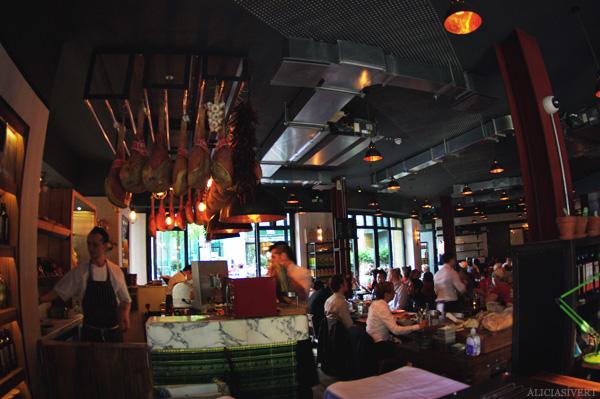 aliciasivert, alicia sivertsson, london, england, Jamie's Italian, restaurant, restaurang