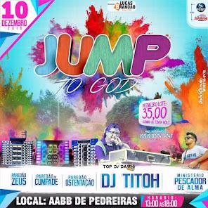 Dia 10 de Dezembro, o MAIOR festival de cores que Pedreiras já viu. JUMP TO GOD @jumptogod7