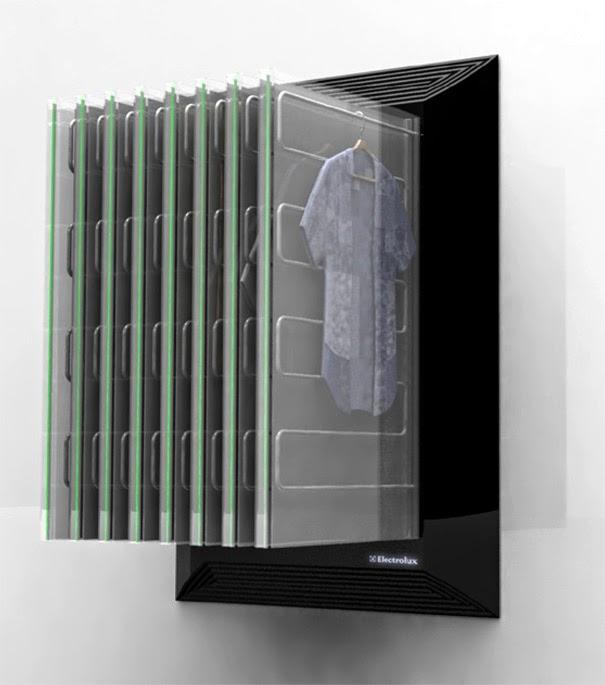 Rekabentuk teknologi 2 contoh contoh reka cipta dan for Drying cabinet for clothes