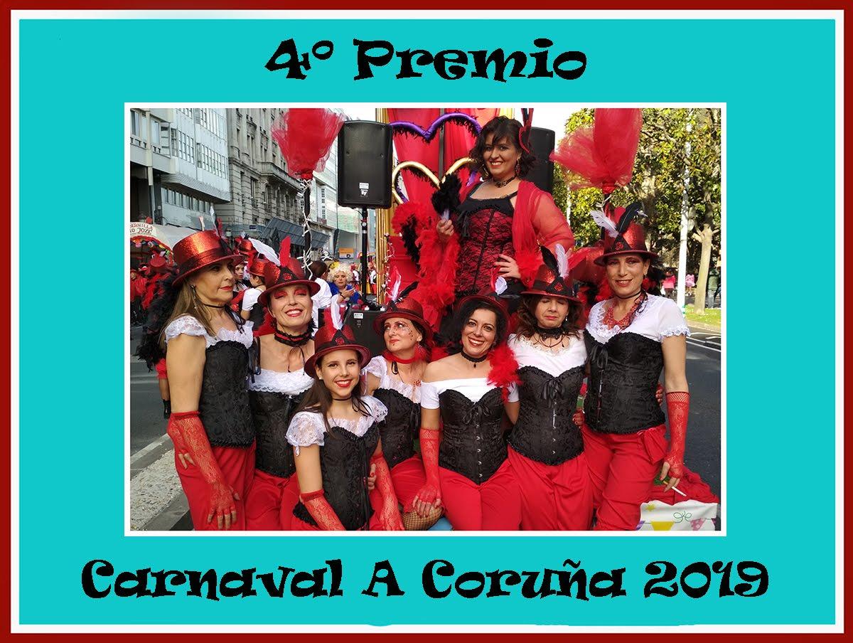 2019 - CUARTO PREMIO