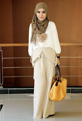 juara model Style hijab jilbab untuk remaja