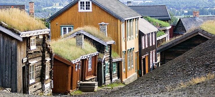 Røros (Photo: Visit Norway)