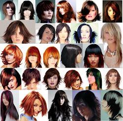 Trend Gaya Rambut Pria dan Wanita 2013
