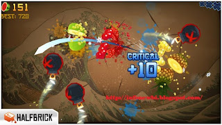 Download Game Android Terbaik Fruit Ninja