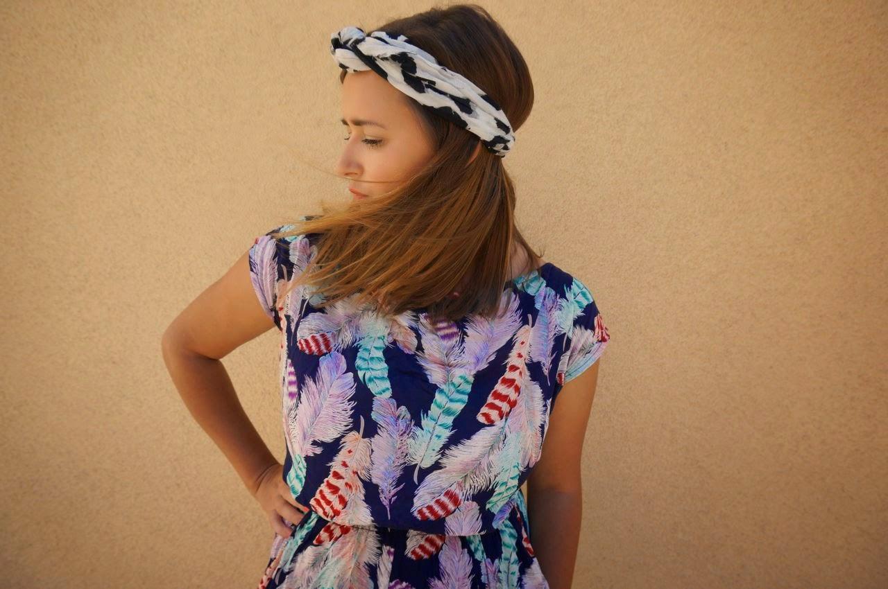 DIY Anleitung für ein Haarband