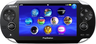 The New Playstation Vita