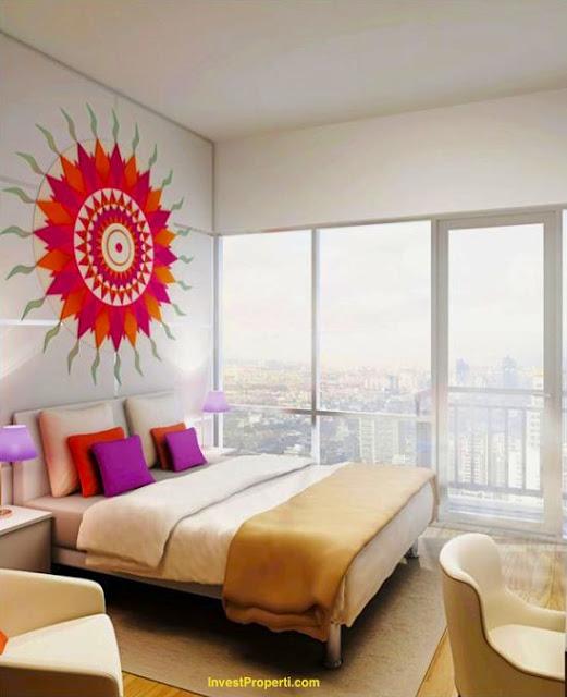 Design Interior Apartemen Kecil 2 Kamar