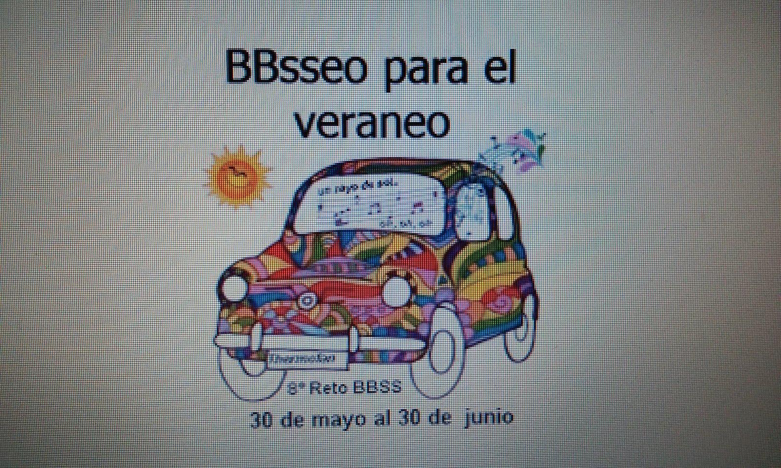 8º Reto BBSSeo para el Verano