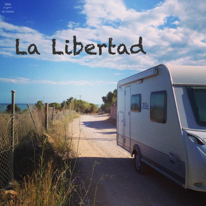 Hoy compartimos: La libertad de viajar con caravana
