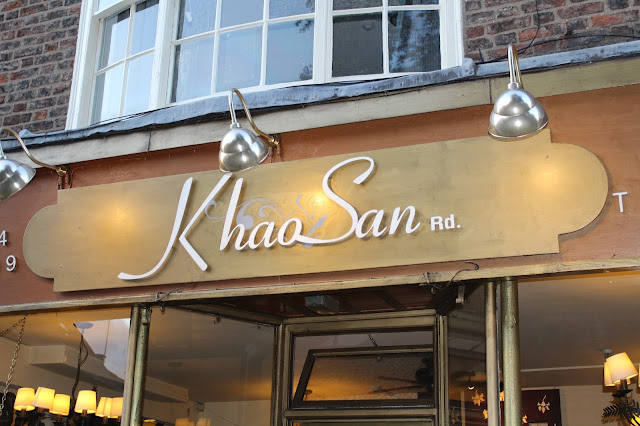 #TravelodgeTourist - Khao San Rd Thai Bistro