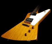 Essa guitarra não é tão famosa quanto as Stratocasters ou as Lespauls
