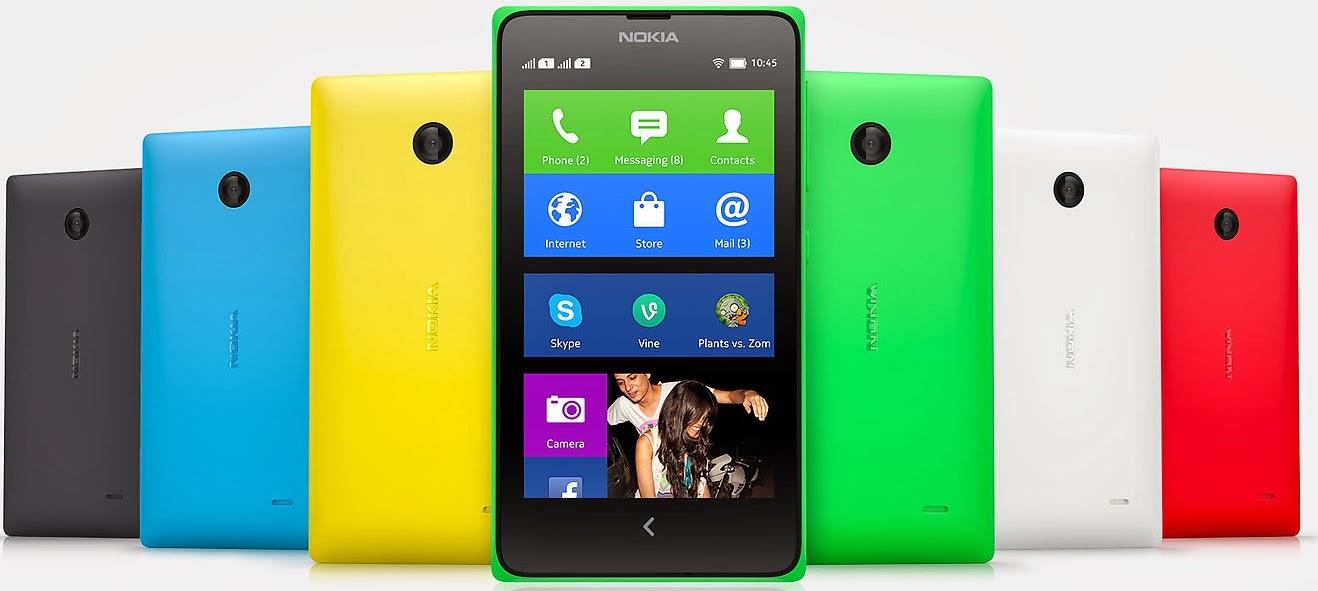 Nokia X A110