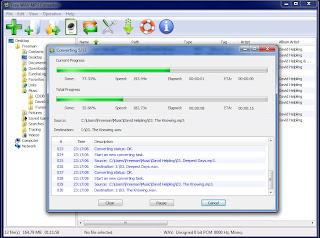 Free Download Software WAV to MP3 Converter