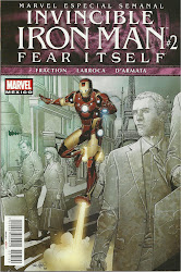 Fear Itself • The Invincible Iron Man 2