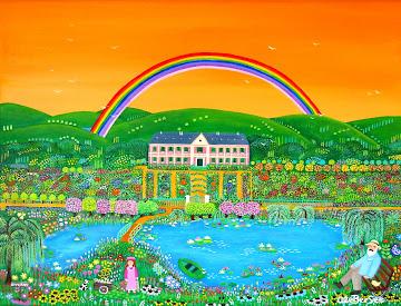 """Encuentro con Monet          """"Giverny"""""""