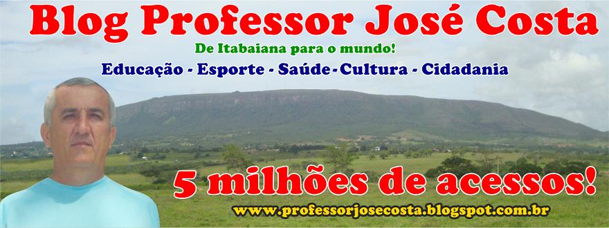 Professor José Costa - 37 anos dedicados à Educação