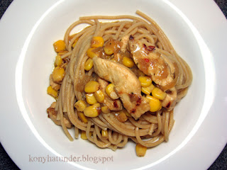 sweetcorn-and-chicken-spaghetti
