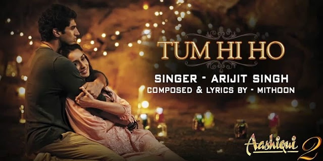 Tum Hi Ho Guitar Bar CHORDS Capo + Strumming Pattern, Hindi song from the movie Aashiqui 2