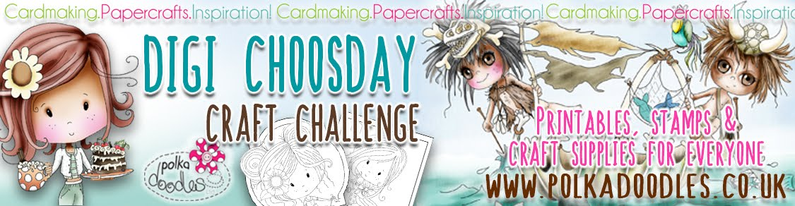 Digi Choosday Crafting Challenge