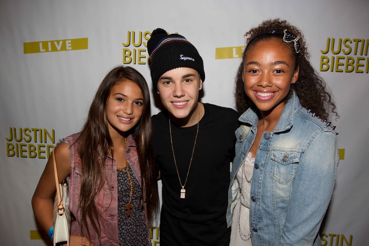 Bieber Exclusive Believetour Meet Greets From Los Angeles