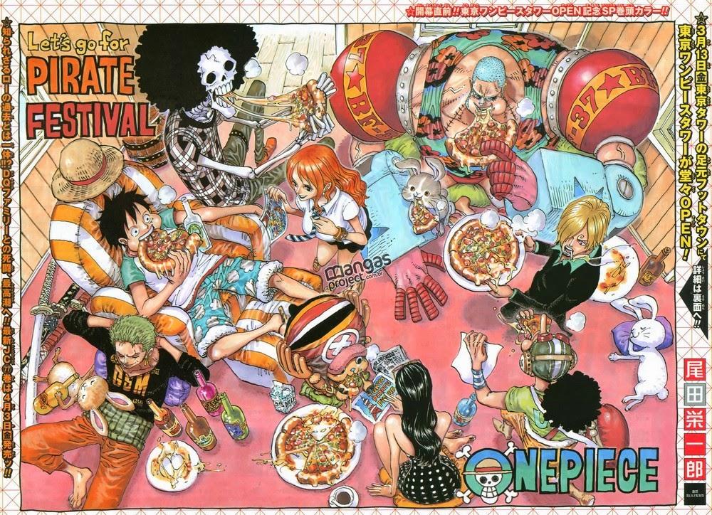 One Piece 779 Mangá Português leitura online