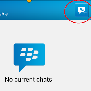chat BBM tanpa add PIN