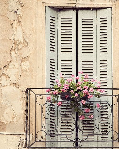 Romantic and Beautiful Balcony 10