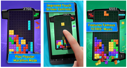 Tetris Game for Android