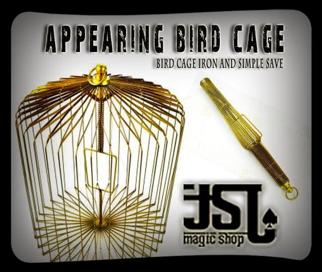 TOKO SULAP JOGJA Appearing Bird Cage