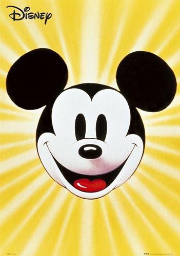 mickey mouse face wallpaper